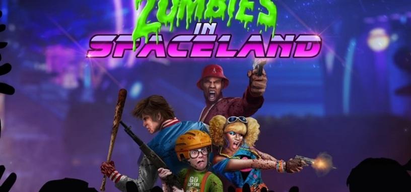Los 80, neones y The Hoff reinan en el modo zombis de 'Call of Duty: Infinite Warfare'