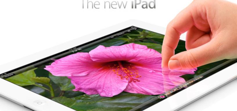 Tim Cook presenta el nuevo iPad con dual-core, ¿más potente que Nvidia Tegra 3?
