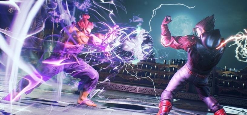 'Tekken 7' muestra su poderío gráfico en una GTX 1080 capturando vídeo a 4K y 60 FPS