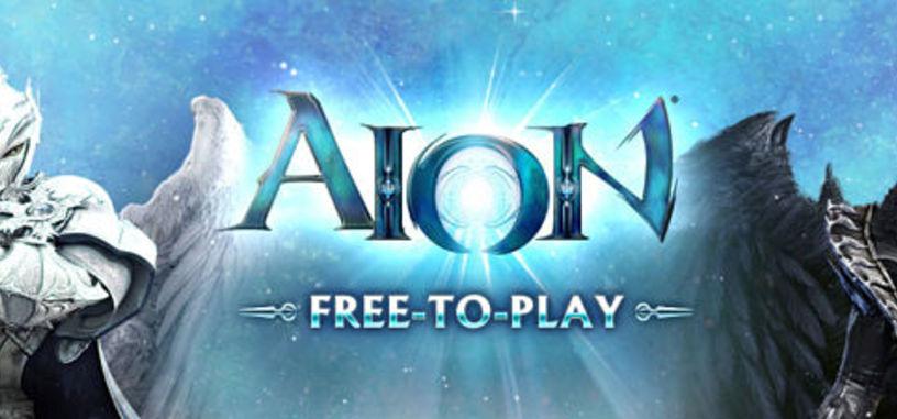 Aion Online, Free-To-Play a partir del 28 de febrero