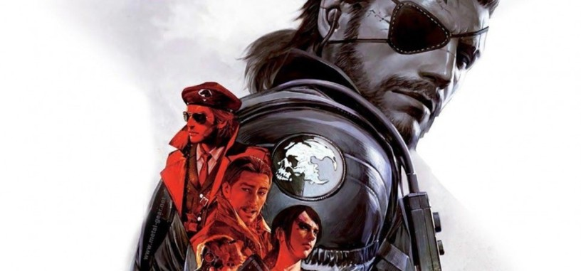 Anunciado 'Metal Gear Solid 5: The Definitive Experience'