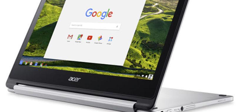 Acer presenta el convertible Chromebook R 13 de 399 euros