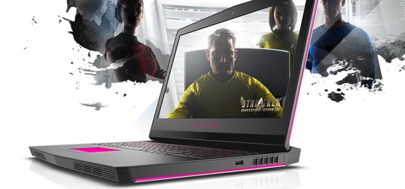 Dell renueva sus portátiles Alienware con las nuevas GTX 1070, 1080 y RX 470