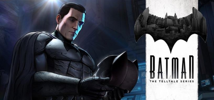 Telltale Games desvela la fecha de lanzamiento del segundo capítulo de 'Batman'