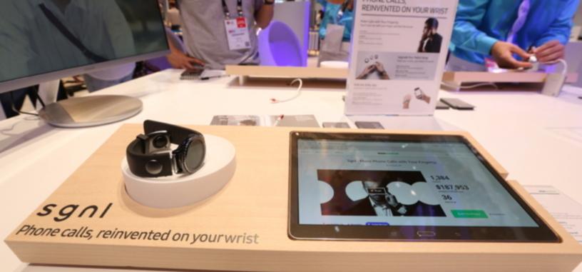 Estos son los gadgets experimentales más curiosos que Samsung ha presentado en el IFA