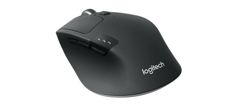 Logitech M720 Triathlon, un ratón Bluetooth para los que usan varios PC a la vez