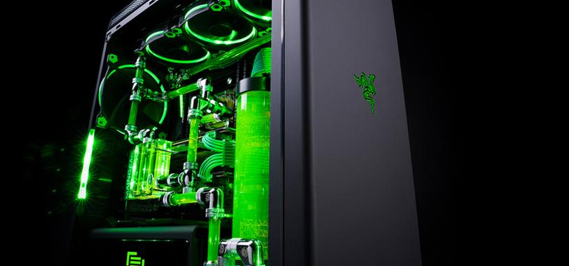 Maingear y Razer se unen para crear un impresionante PC con refrigeración líquida