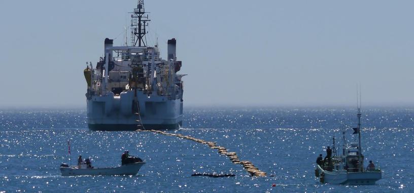 Finaliza la instalación del cable submarino de Google entre Japón y Taiwán