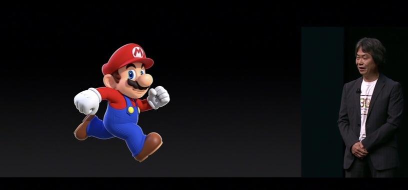Nintendo anuncia el juego 'Super Mario Run' para iOS