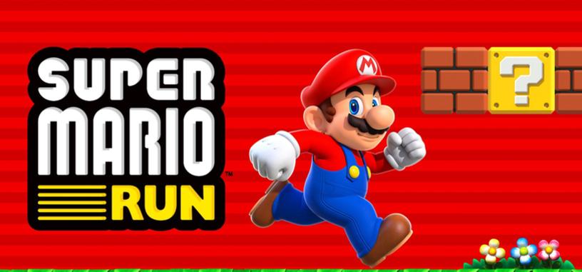 Las acciones de Nintendo suben un 29 % tras anunciar 'Super Mario Run' para iOS