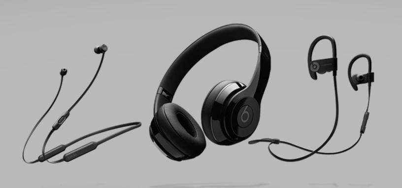 Beats añade tres nuevos auriculares inalámbricos con el chip Apple W1