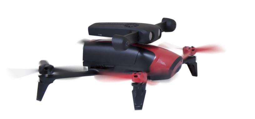 S.L.A.M.dunk de Parrot es un PC con Linux que ayudará a tu dron a esquivar obstáculos