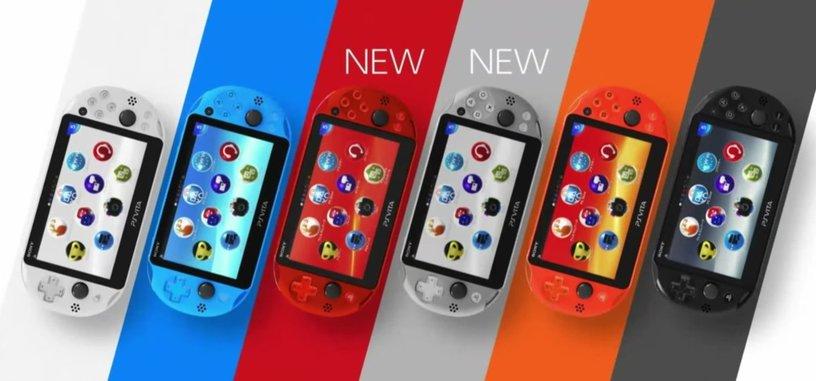 PlayStation Vita da señales de vida en el TGS con dos nuevos colores