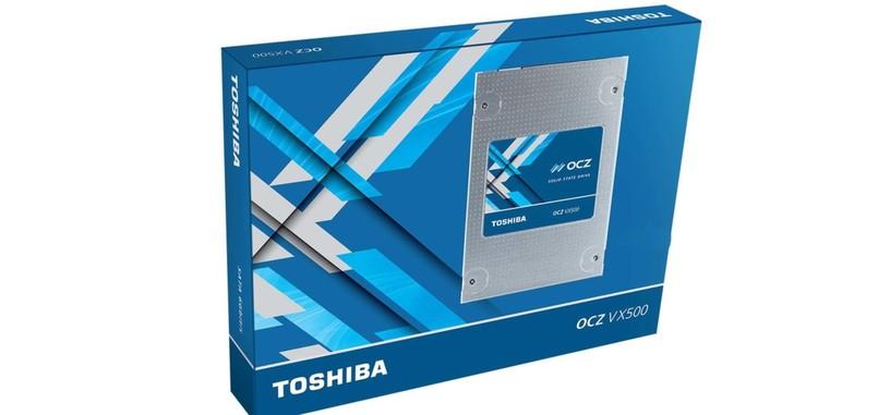 Toshiba OCZ VX500, nuevos SSD para proporcionar buen rendimiento a buen precio