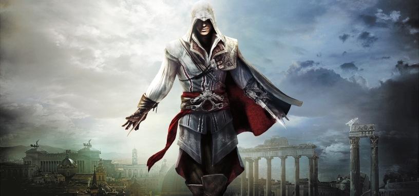 Ezio volverá a portar la hoja oculta una vez más en 'Assassin's Creed The Ezio Collection'