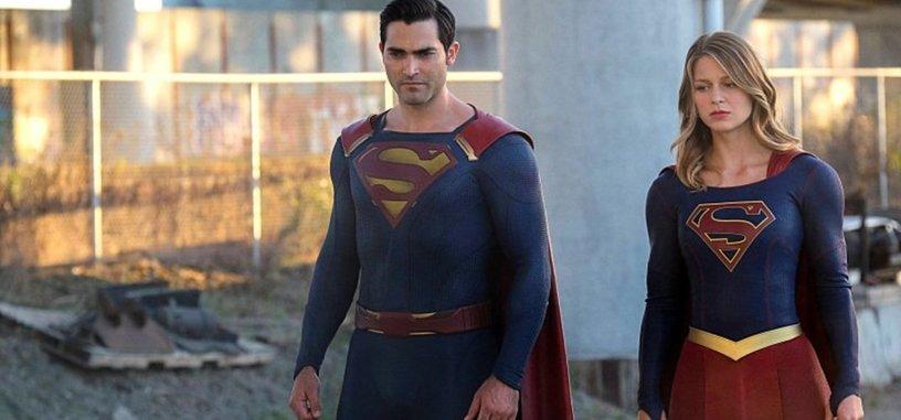 The CW publica varias nuevas imágenes de Superman en la segunda temporada de 'Supergirl'