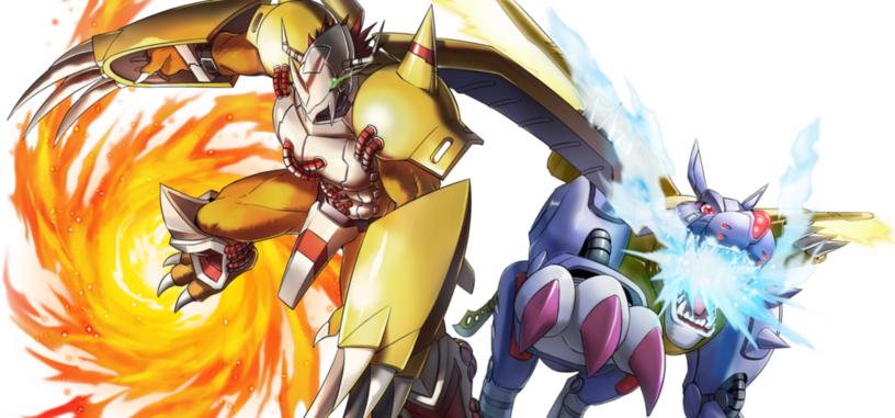 En plena fiebre por Pokémon, Digimón regresará con un nuevo juego en 2017