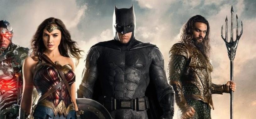 Este es el traje táctico que lucirá Batman en 'La Liga de la Justicia'