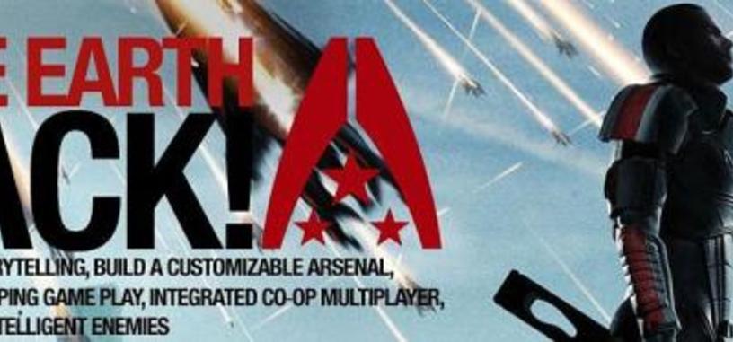 Demo de Mass Effect 3 ya disponible para descarga