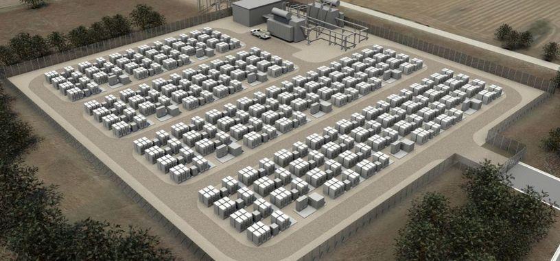 Tesla construirá una instalación para almacenar 80 MWh para suministrar a Los Ángeles