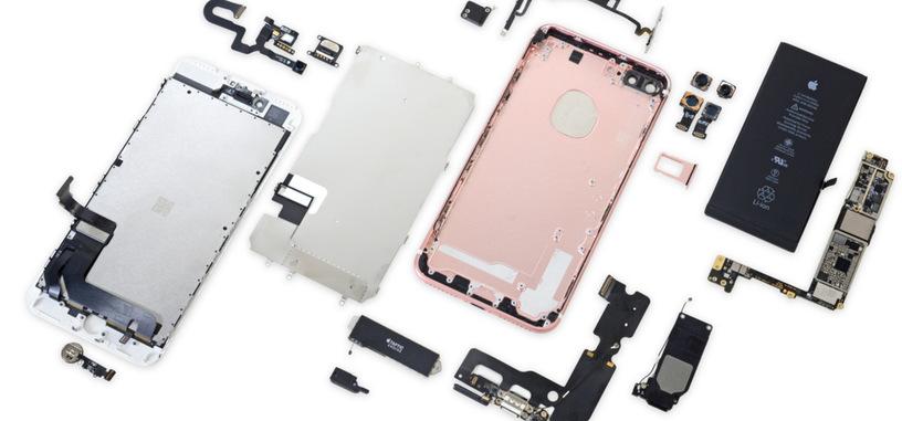 Ya están aquí los desmontajes del iPhone 7 y Apple Watch 2