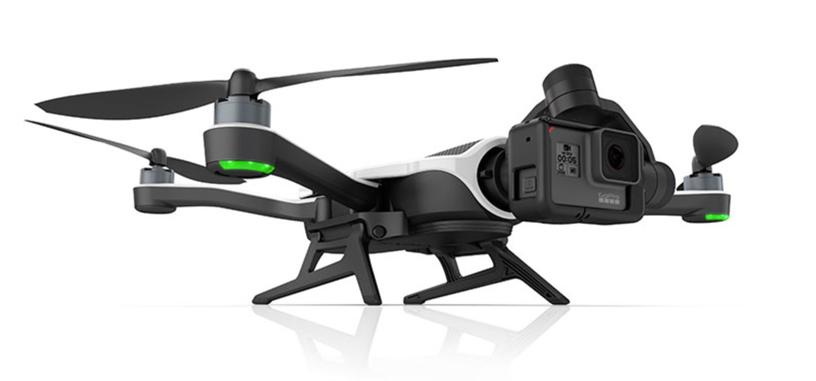 El nuevo dron Karma de GoPro puede doblarse y llevarse en su propia mochila de transporte