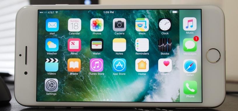 La pantalla del iPhone 7 es la mejor LCD del mercado, pero no supera a la del Galaxy Note 7