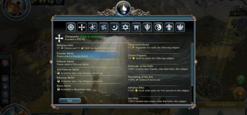 Civilization V, el clásico de los juegos de estrategia recibe su primera expansión, Gods & Kings