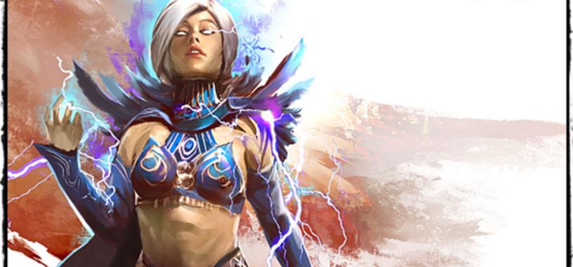 Beta de Guild Wars 2: vídeos de juego del MMORPG