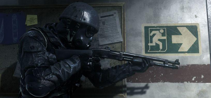 'CoD: Modern Warfare Remastered' requerirá del disco físico para jugarse
