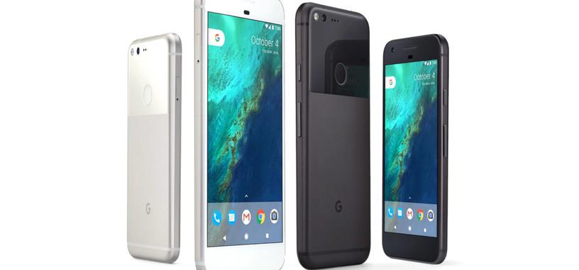 Una 'enorme demanda' hace casi imposible comprar el Pixel XL de Google