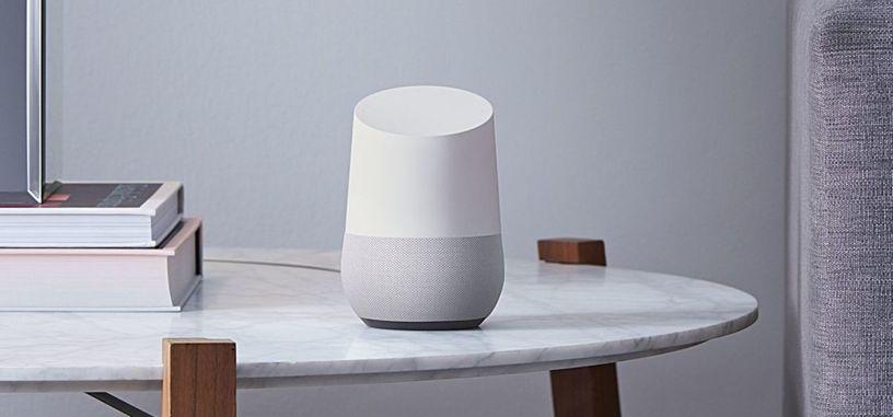 Home es el dispositivo que Google quiere convertir en el centro del hogar