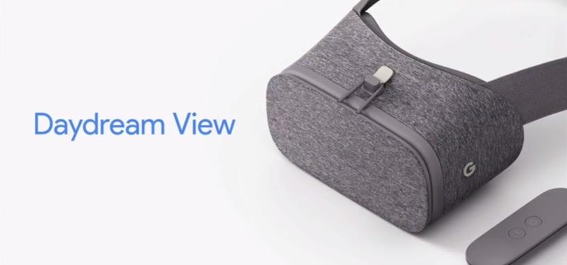Daydream View son las gafas y la apuesta de Google por la realidad virtual