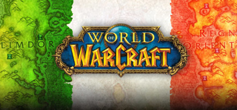 World of Warcraft en Italiano: Blizzard acierta en su política de localización