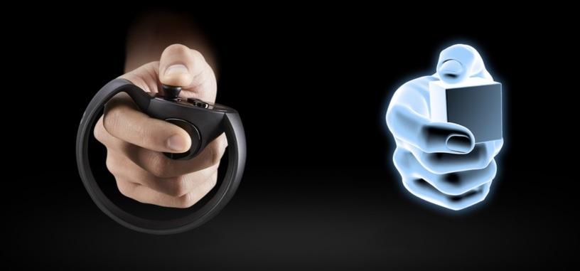 Los mandos Oculus Touch llegarán finalmente en diciembre por 199 dólares