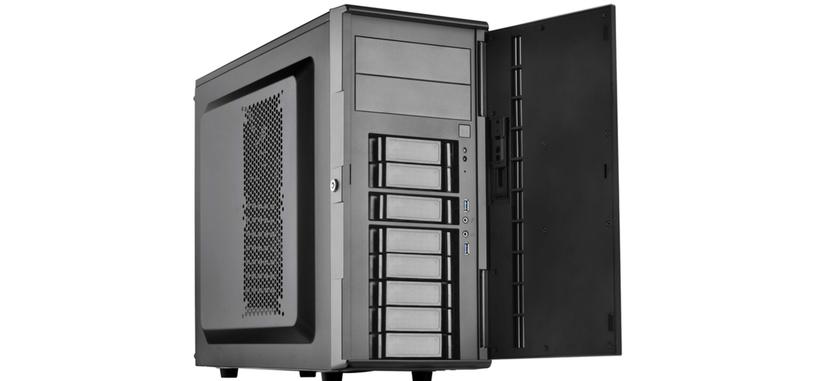 SilverStone CS380, una caja pensada para el almacenamiento
