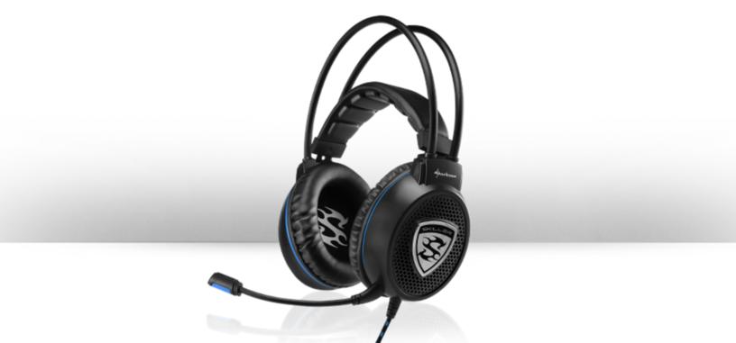 Sharkoon Skiller SGH1, unos auriculares baratos para jugones