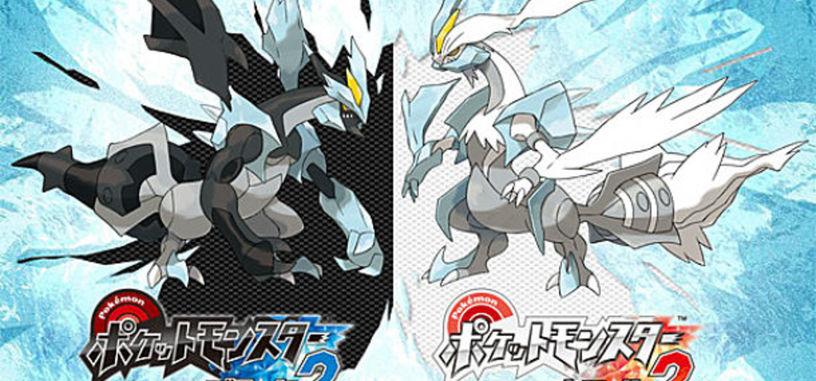 En marcha Pokemon Blanco 2 y Pokemon Negro 2