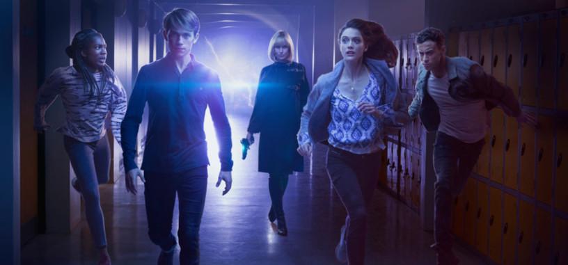 El Doctor lanza una advertencia a los protagonistas de 'Class' en su primer tráiler