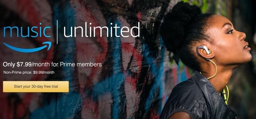 Amazon presenta su servicio de música bajo demanda Amazon Music Unlimited