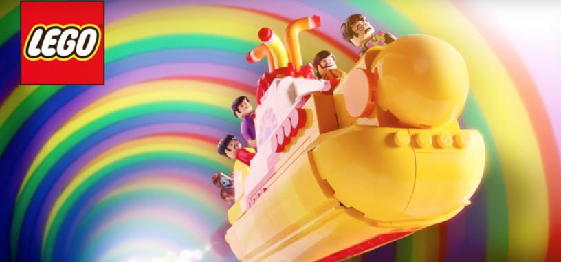 Esta Navidad querrás que te regalen este set de LEGO de los Beatles