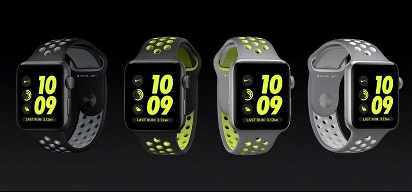 El Apple Watch Nike+ se pondrá a la venta el 28 de octubre