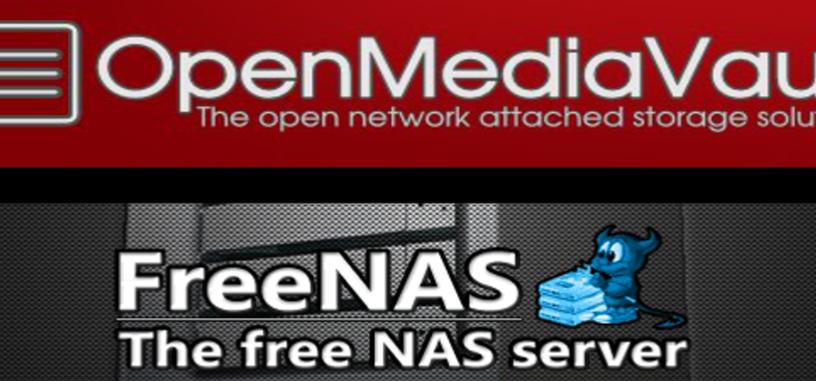 Alternativas para montar un NAS, OpenMediaVault vs FreeNAS
