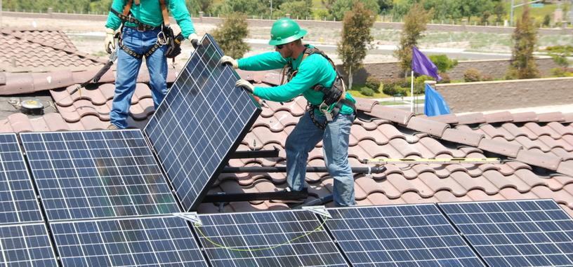 Tesla y Panasonic se unen para fabricar paneles solares en la nueva fábrica de SolarCity