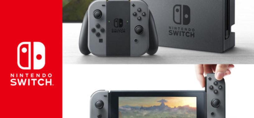 Nintendo Switch utiliza un procesador de Nvidia con GPU Pascal en vez de uno de AMD