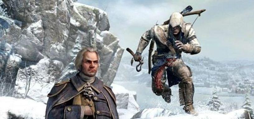 Tráiler debut de Assassin's Creed 3, nuevas imágenes y detalles