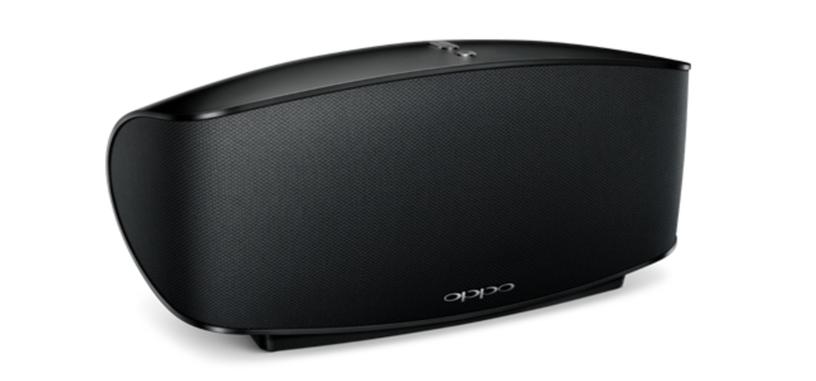 Ya está disponible Oppo Sonica, un altavoz inalámbrico que se conecta a tu red Wi-Fi