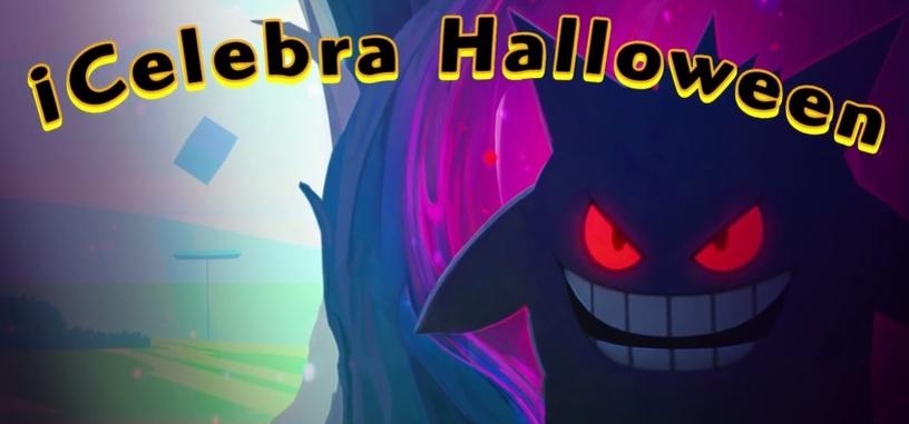 'Pokémon GO' se apunta a celebrar Halloween usando sus pokemon tipo fantasma