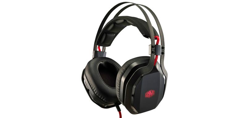 Cooler Master MasterPulse Pro, auriculares con sonido 7.1 e iluminación