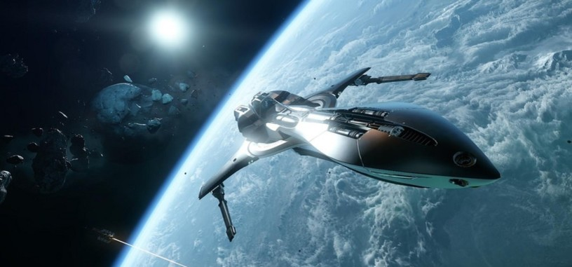 El juego 'Star Citizen' dejará de usar DirectX 12 para centrarse en Vulkan